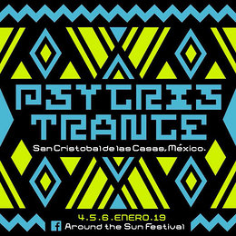 Party Flyer PSYCRIS TRANCE (((PSYCHEDELICS ARTS FESTIVAL))) 4 Jan '19, 22:00