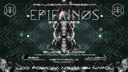 Party Flyer ॐ Epifainos ॐ Slide + Loom live at Lido Pola (NA) - Sab 05/01/19 5 Jan '19, 22:00