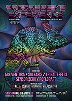 Party Flyer Progressive Experience with Ace Ventura 5 Jan '19, 23:00