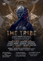 Party Flyer The Tribe 12 Jan '19, 21:00