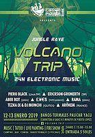 Party Flyer Volcano Trip 12 Jan '19, 15:00