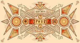 Party Flyer Euphoria #7 w/ Magik (Nano Records) 18 Jan '19, 23:30