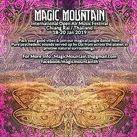 Party Flyer Magic Mountain 2019 18 Jan '19, 17:00