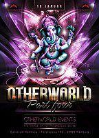 Party Flyer Otherworld Part four 18 Jan '19, 22:00