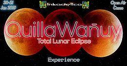 Party Flyer Total Lunar Eclipse 20 Jan '19, 18:00