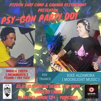 Party Flyer PSY-GONE PARTY 001 25 Jan '19, 22:00