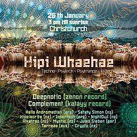 Party Flyer Hipi Whaehae 26 Jan '19, 15:00