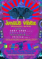 Party Flyer Jungle Vibez 29 Jan '19, 19:00