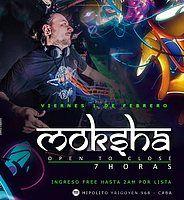 Party Flyer Dancing Budhas features Dj Moksha OTC 1 Feb '19, 23:30