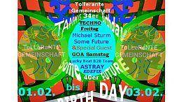 Party Flyer Tolerance - Winterstampfen 1 Feb '19, 20:00
