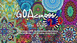 Party Flyer GOAcross with DnB 2.0 2 Feb '19, 22:00