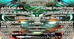 Party Flyer ♬♬Rhino Birthday♬♬ /Aioaska/One Function//Tabula Rosa/Dj Cubixx/Dr.Psyhead/ 2 Feb '19, 20:00