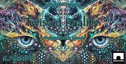 Party Flyer Twisted Reality 2 Feb '19, 20:00
