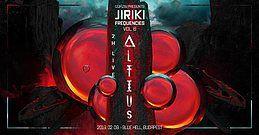 Party Flyer Goázis presents: Jiriki Frequencies vol.6 w/ Altius (SWE) 8 Feb '19, 22:00