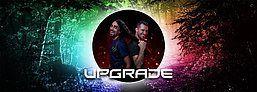 Party Flyer Klangwelten | Upgrade Live im Tivoli 8 Feb '19, 22:00