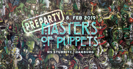 Master of Puppets PreParty 8 Feb '19, 23:00