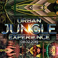Party Flyer Urban Jungle Experience 8 Feb '19, 23:00