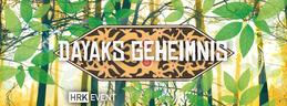 Party Flyer ॐ Dayaks Geheimnis //HRK 9 Feb '19, 22:00