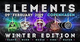 Party Flyer ELEMENTS WINTER EDITION 2019 9 Feb '19, 20:30