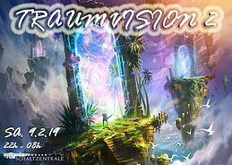 Party Flyer TraumVision 2 9 Feb '19, 22:00
