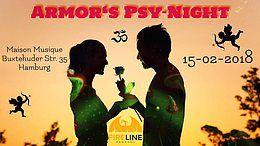 Party Flyer Armor´s Psy-Night 15 Feb '19, 21:00