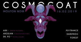 Cosmogoat 8 w/ Airi 16 Feb '19, 22:00