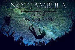 Party Flyer Noctambula 16 Feb '19, 23:00