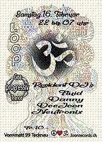 Party Flyer ProggiGoa Trance 16 Feb '19, 19:00
