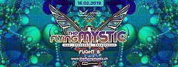 Party Flyer THE FLYING MYSTIC - Flight 8 - 16 Feb '19, 22:00