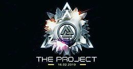 Party Flyer The Project 16 Feb '19, 22:00
