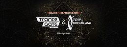 Party Flyer Trance Gate & Trip to Dreamland 16 Feb '19, 23:00