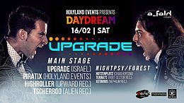 Party Flyer Upgrade (Israel) presented by Holyland Events 16 Feb '19, 23:00