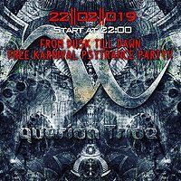 Party Flyer From Dusk till Dawn/ Free Karnival Party 22 Feb '19, 22:00