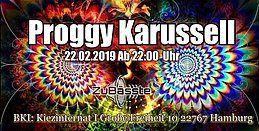 Party Flyer Proggy Karussel Part 2 22 Feb '19, 22:00