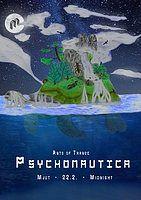 Party Flyer Psychonautica 22 Feb '19, 23:30