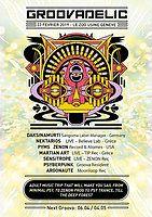 Party Flyer GROOVAdelic 23 Feb '19, 22:00