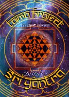 Party Flyer Sri Yantra by Taïma Project 23 Feb '19, 18:00