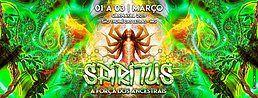 Party Flyer Spiritus - A Força dos Ancestrais 1 Mar '19, 12:00