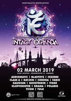 Party Flyer Intact Expanda 2019 2 Mar '19, 22:00
