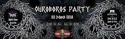 Party Flyer Ouroboros party 2 Mar '19, 22:00
