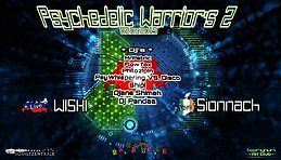 Party Flyer Psychedelic Warriors #2 2 Mar '19, 22:00