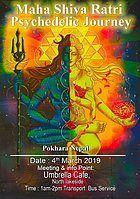 Party Flyer Mahashivaratri 4 Mar '19, 01:00
