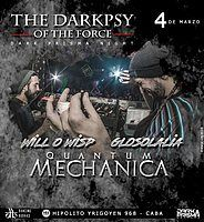 Party Flyer The Darkpsy of The Force 4 Mar '19, 23:30