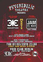 Party Flyer Enantion meets Jam El Mar (Jam & Spoon) 7 Mar '19, 23:00