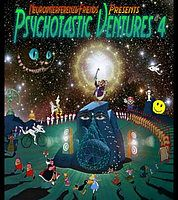 Party Flyer Psychotastic Ventures 4 9 Mar '19, 22:00