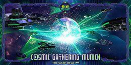 Party Flyer Cosmic Gathering w/ MetaHuman 15 Mar '19, 22:00