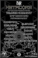 Party Flyer METACORE Festival TEASER Germany with PSYCORE FAMILY 15 Mar '19, 21:00