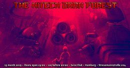 Party Flyer TNS - The Hitech Dark Forest VI 15 Mar '19, 23:00