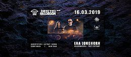 Party Flyer ૐ Evolution Events feat. Infected Mushroom 16 Mar '19, 21:30