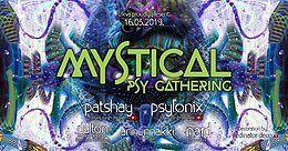 Party Flyer MYSTICAL PSY GATHERING 16 Mar '19, 22:00